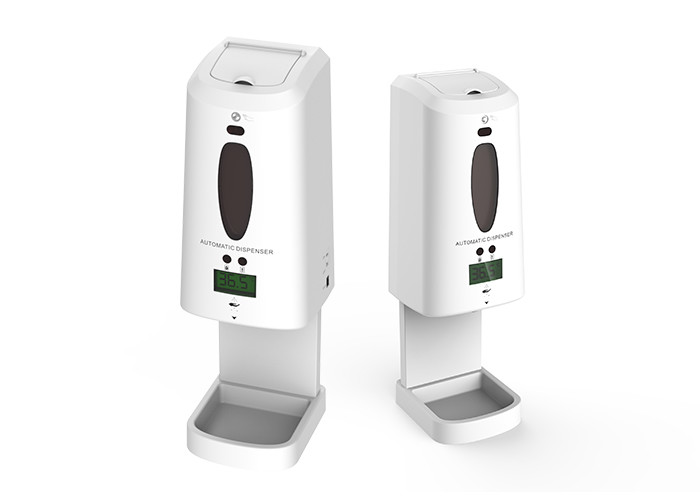 Touchless 1300ml Free Standing Infrared Hand Sanitizer